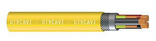 UTVFLEX-PUR Control and Power Reeling Cables, has a polyurethane